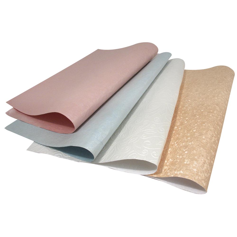 Metallic Papier geprägt: Ranken, 50x70cm, 200g/m2